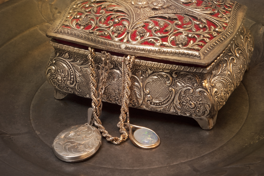 Antique Jewelry Collections Are You Storing Yours Properly Coin