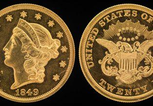 Liberty Head Double Eagle