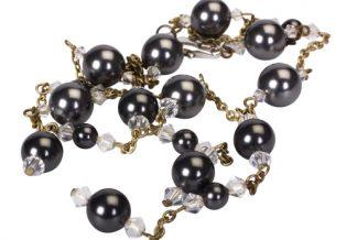 beaded line jewelry