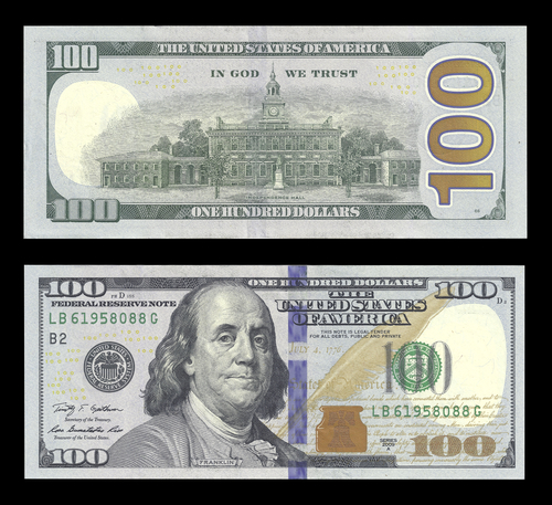 Impeccable image pertaining to printable $100 bill