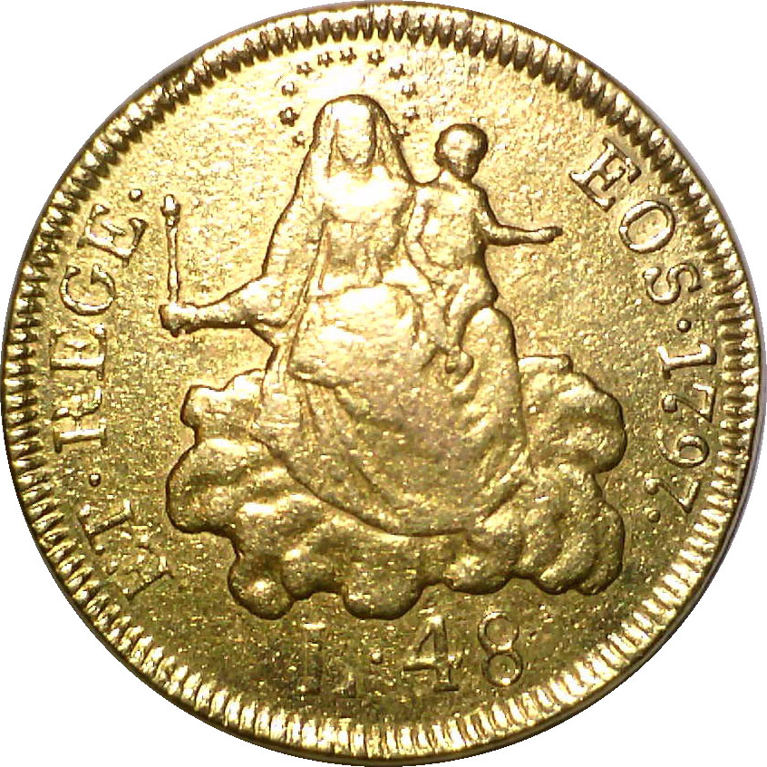 1797 48l italy italian states genoa 48 lire gold polished for What is gold polished jewelry