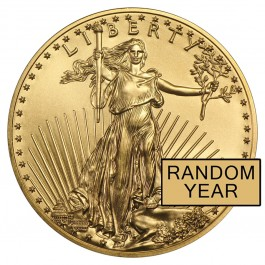 2013 1/2 oz Gold American Eagle Brilliant Uncirculated