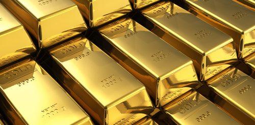 gold industrial metal