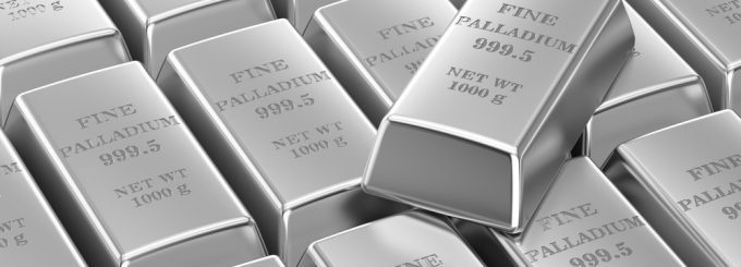 high palladium prices