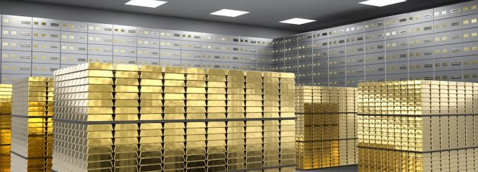 Central Banks Are Stockpiling Gold