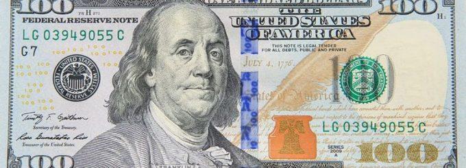 Newest 100 Bill