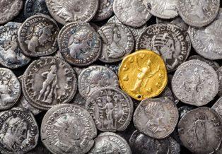 Popular Ancient Roman Gold Coins