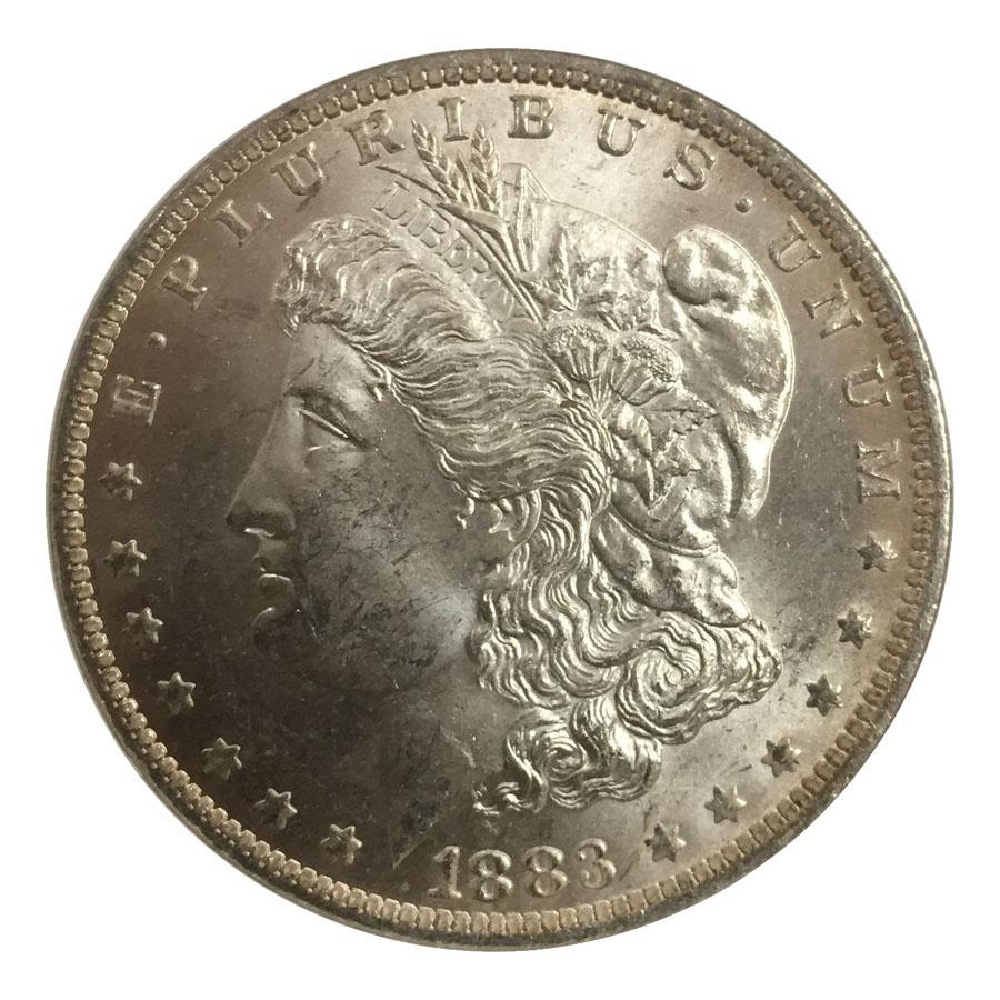 Morgan & Peace Dollars
