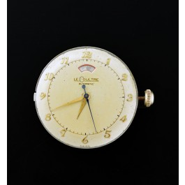 Vintage LeCoultre Cal 481 Automatic Bumper Watch Movement NOT WORKING FOR PARTS