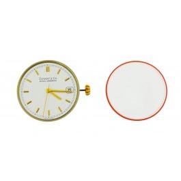 Vintage Tiffany & Co ETA 2892-2 Quickset Date 21j Automatic Watch Movement WORKS