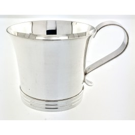 Vintage Tiffany & Co Paul Revere Reproduction Sterling Silver Baby Cup No Mono