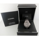 Chanel J12 Chromatic Automatic Titanium Ceramic 42mm Bezel H2934 Wristwatch NOS