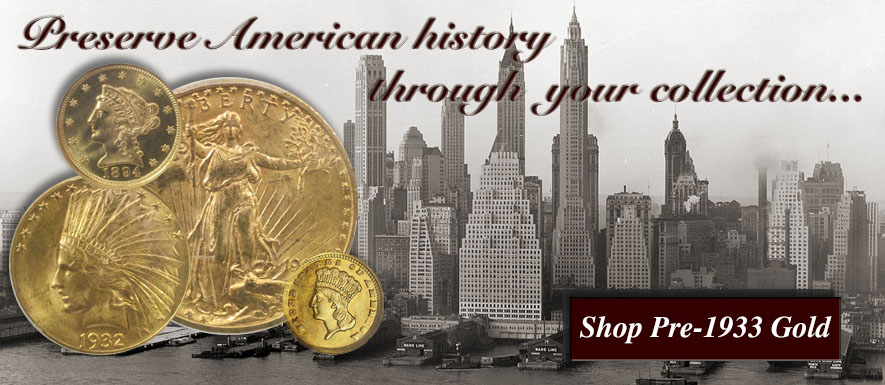 Buy & Sell Coins, Gold & More | Coin Exchange NY